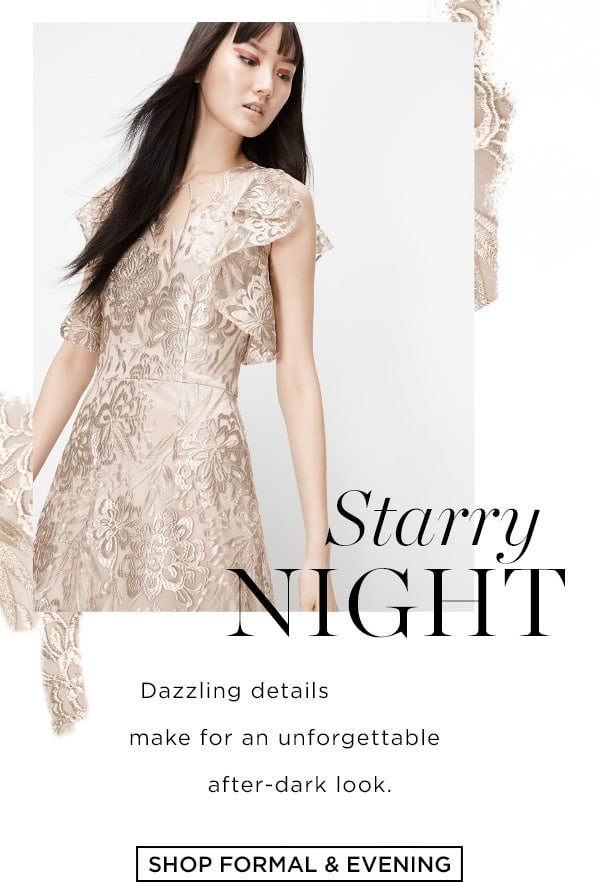 Shop Formal & Evening