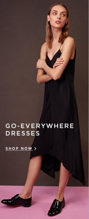 Go-Everywhere Dresses