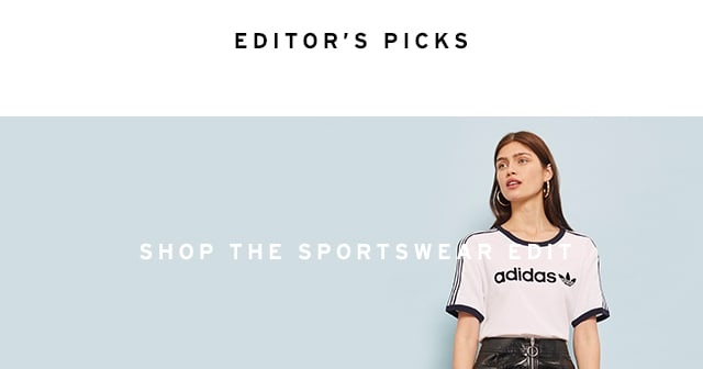 Get up to 50% off: The Sportswear Edit
