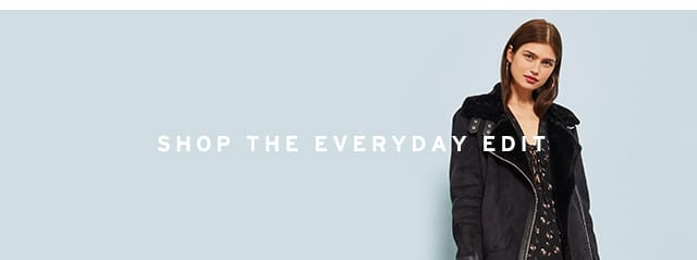 Get up to 50% off: The Everyday Edit