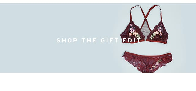 Get up to 50% off: The Gift Edit