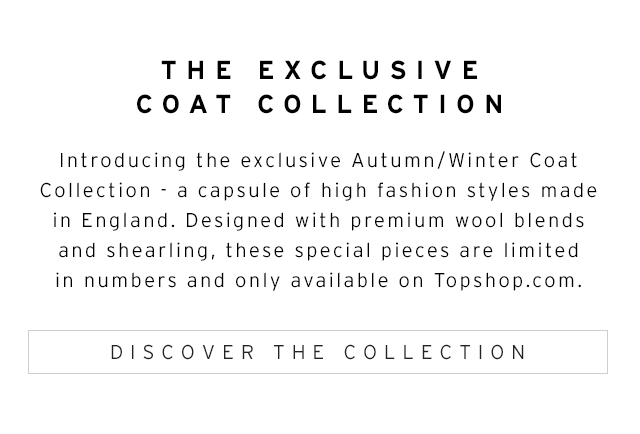 Our most luxurious coats yet