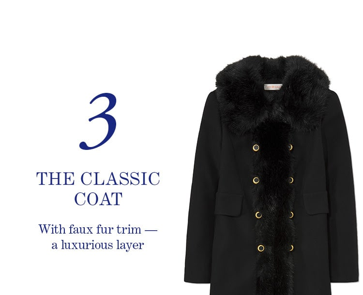 3. The Classic Coat