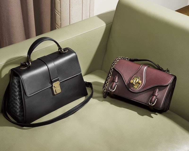 Bottega Veneta Piazza Medium Leather Bag