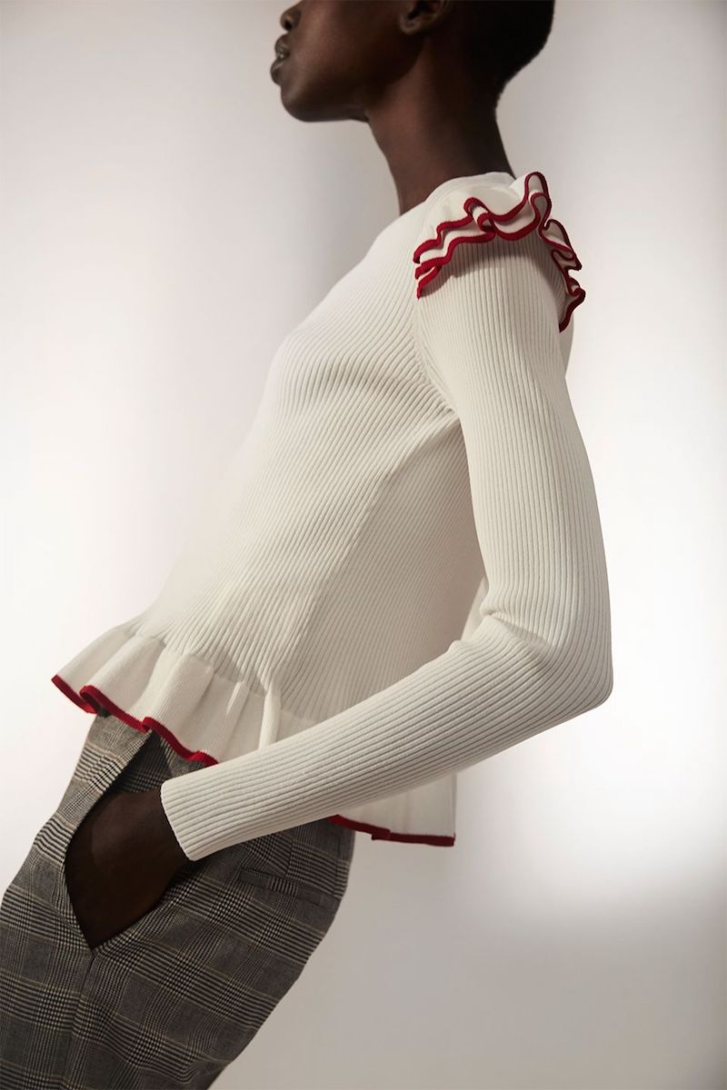 Club Monaco Skarlie Sweater