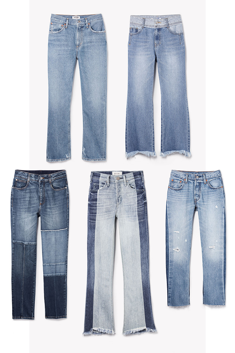 Denim on Denim Jeans for Winter 2017