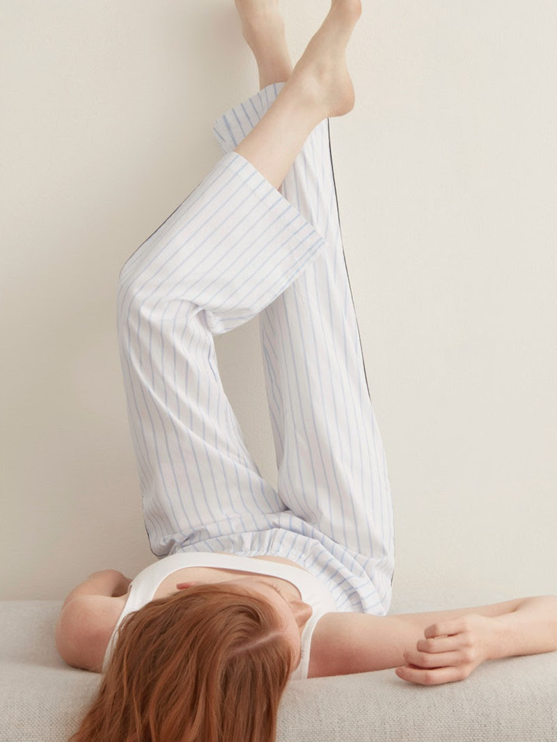 Everlane Oxford Pajama Pant