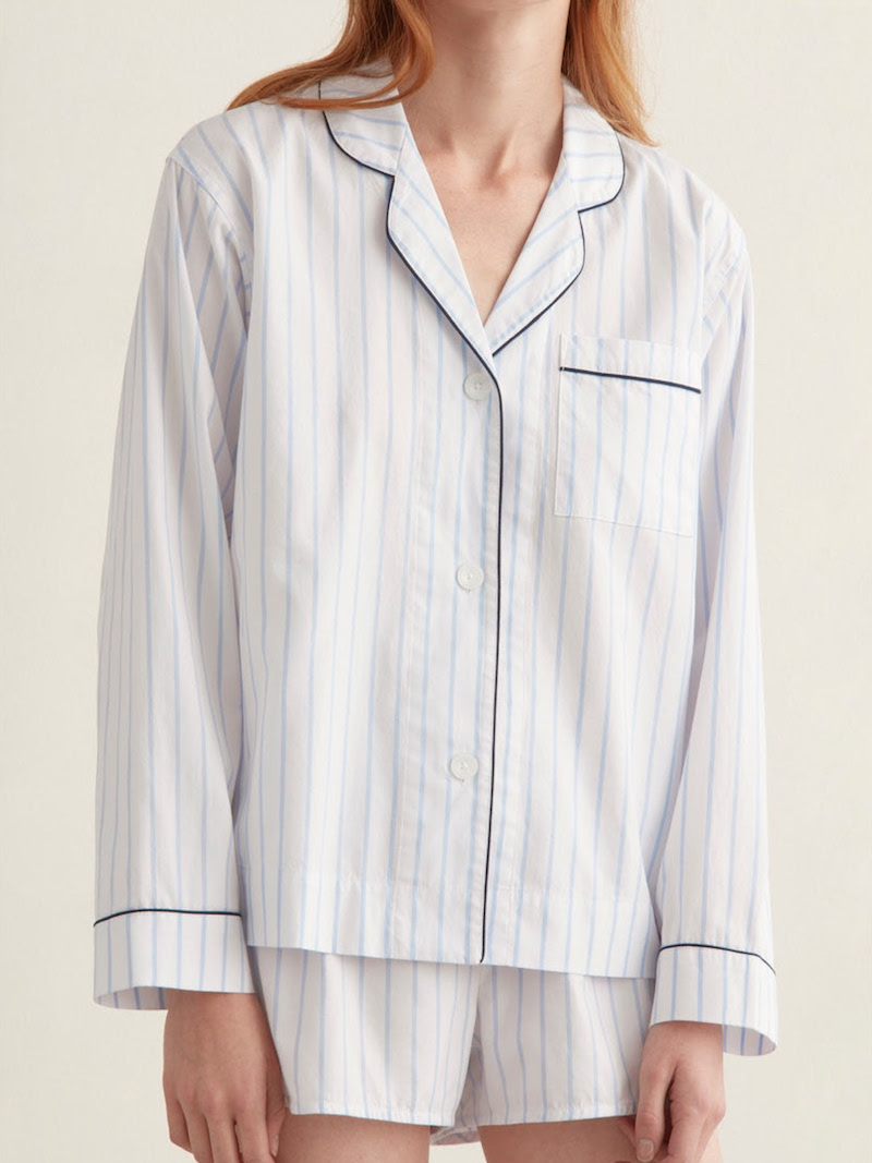 Everlane Oxford Pajama Tunic
