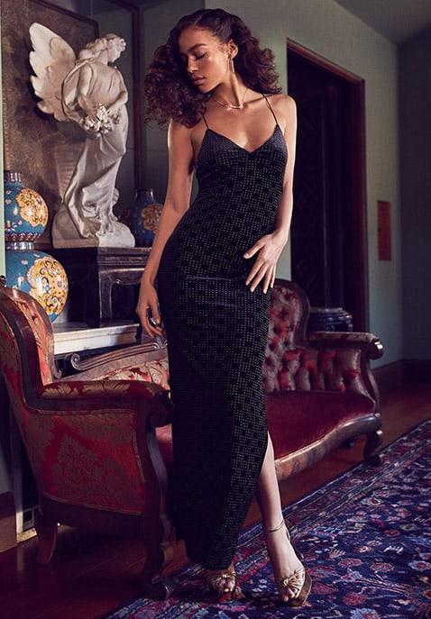 House of Harlow 1960 x REVOLVE Rae Crossback Dress