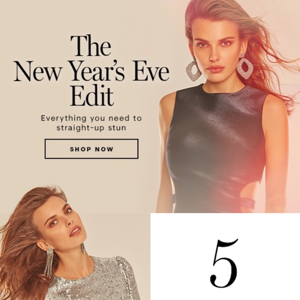 INTERMIX The New Year's Eve Edit