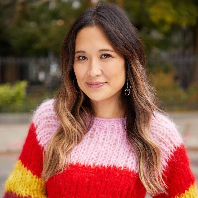 Justine Clenquet Nina Hoop Earrings