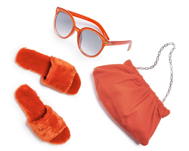 Leo Red & Orange