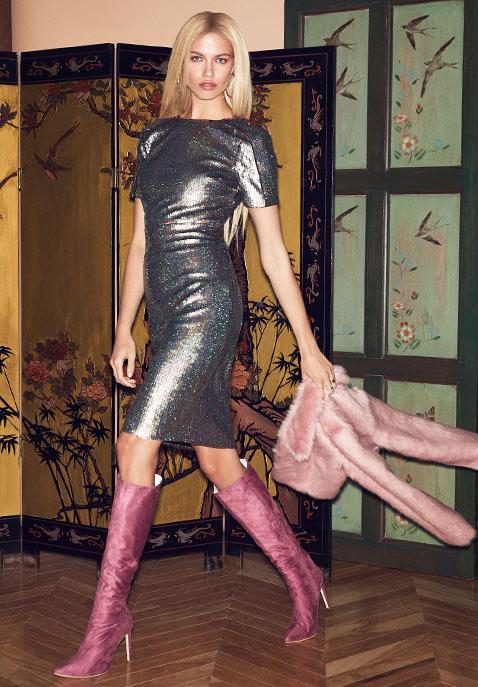Lovers + Friends Ginuwine Midi Dress