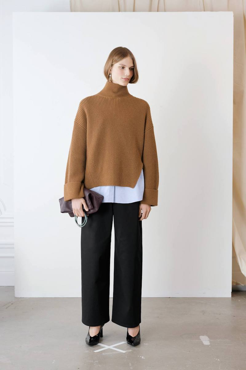 & Other Stories High Waist Trousers