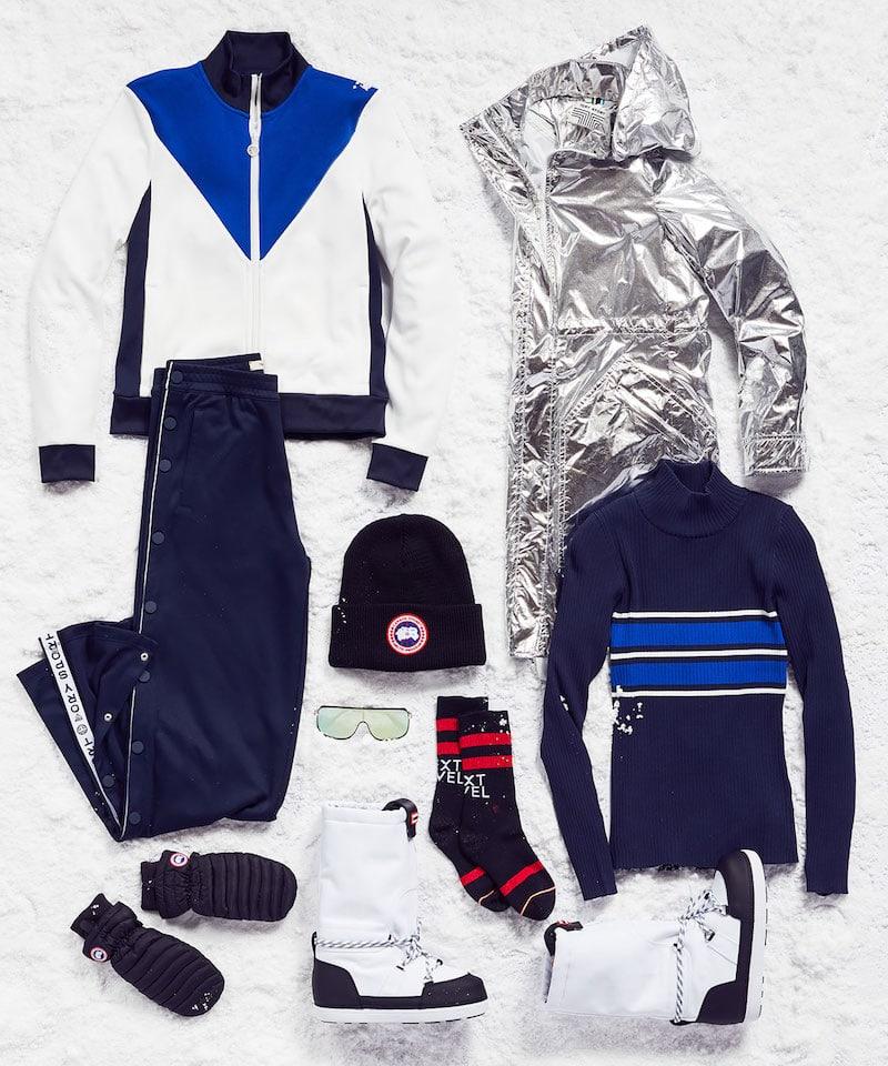 Ski Trip Outdoorsy Excursion