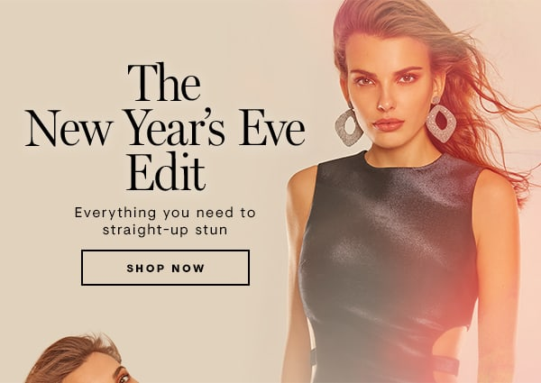 Ring in the new year with the perfect look