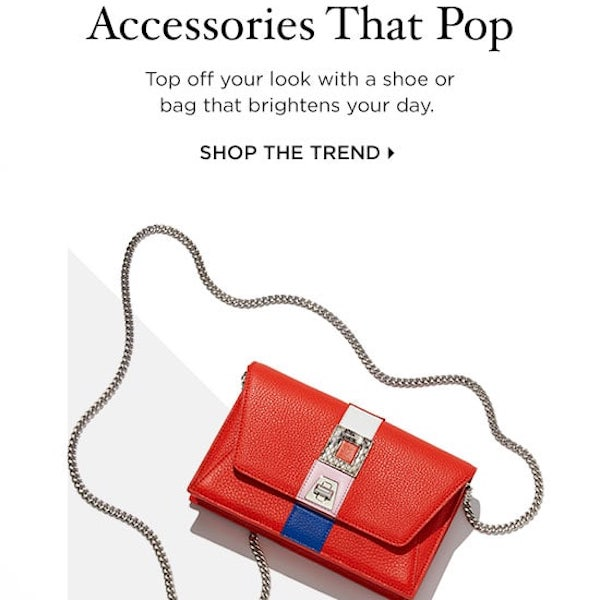 Accessories That Pop: Best Shoe & Handbag to Brightens Your Resort Styles