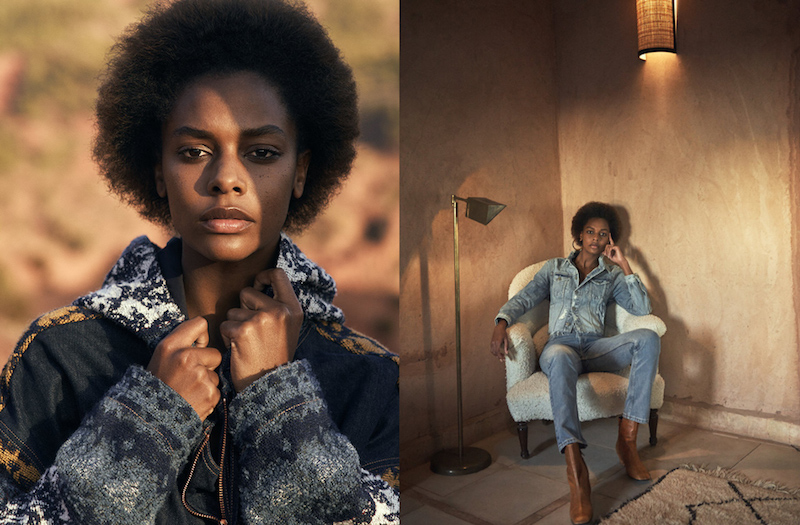 Into the Blues: Karly Loyce for the EDIT