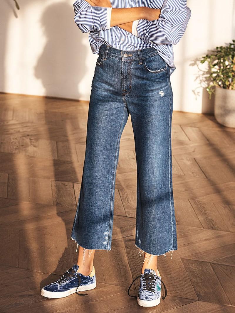Denim for Days: J Brand Jeans Resort 2018 Lookbook – NAWO