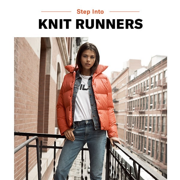 Knit Runners: Best Sneakers of the Season