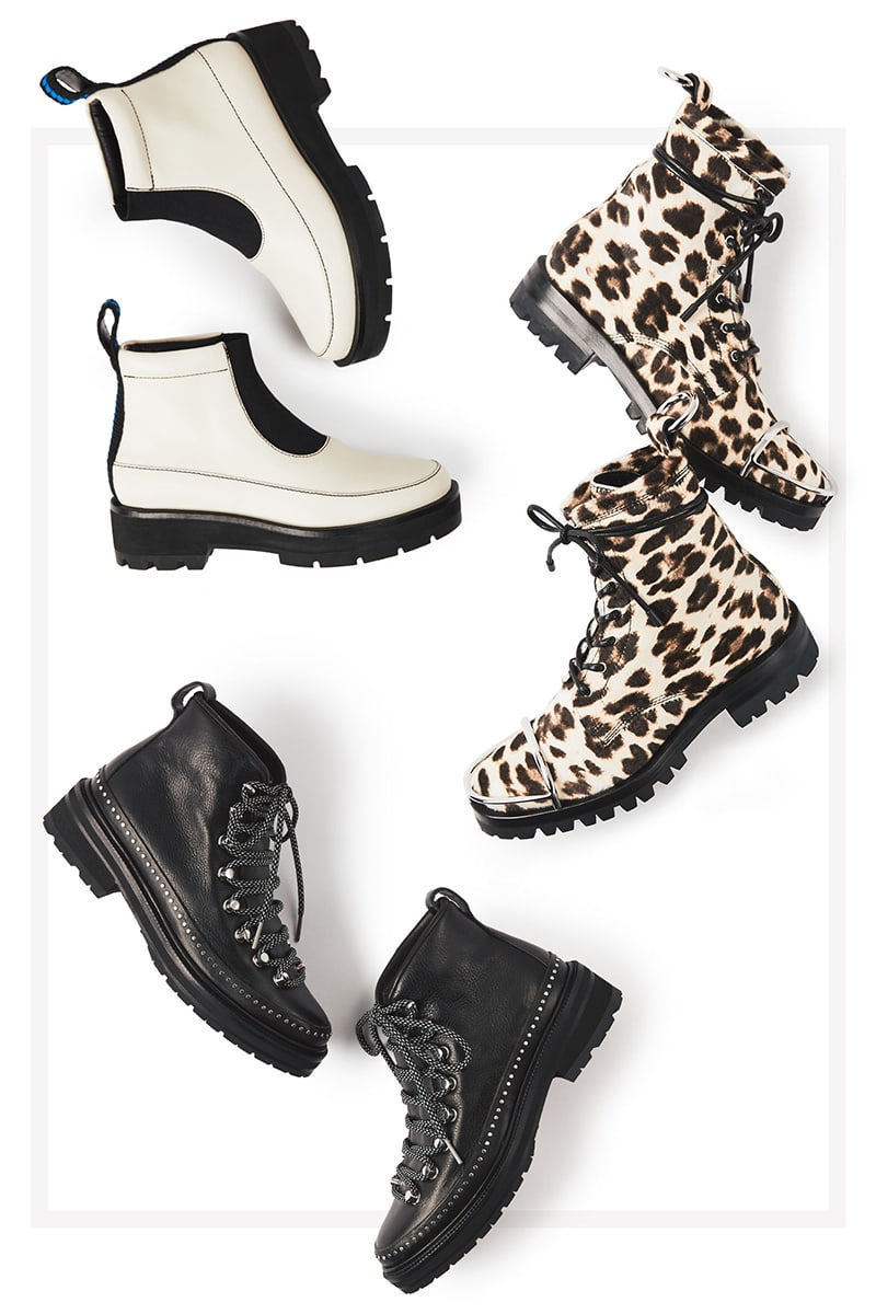 Lugsole Boots