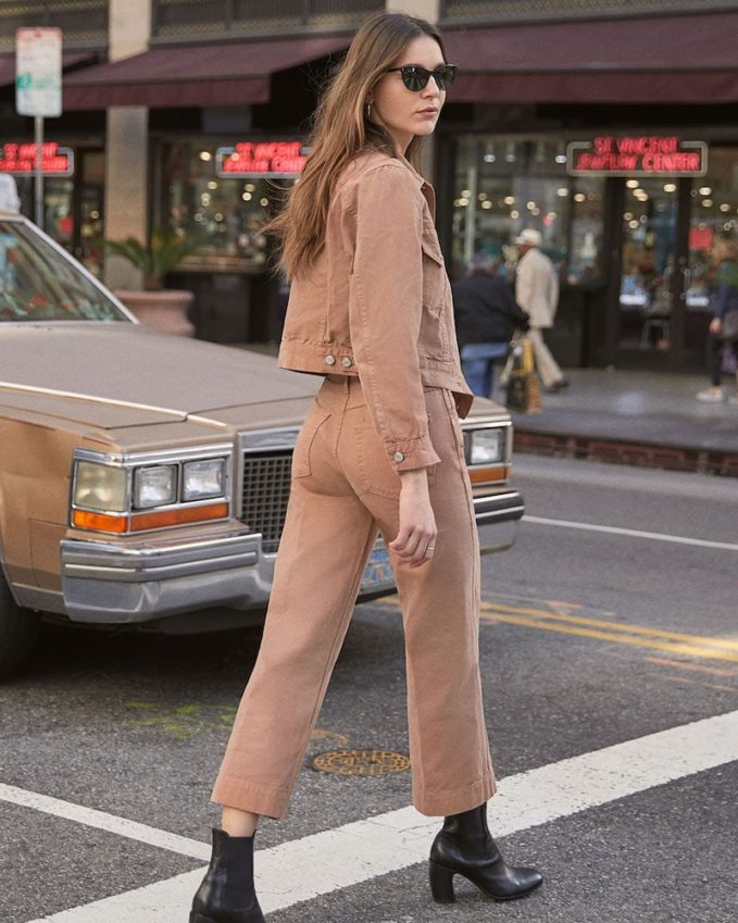 Ref Jeans Chevy Pant in Nutmeg