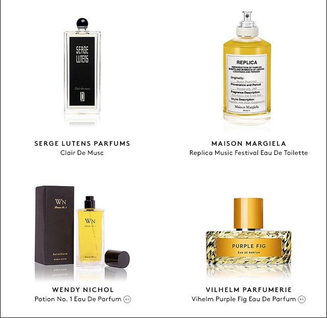 The latest from cult-favorite perfumers.