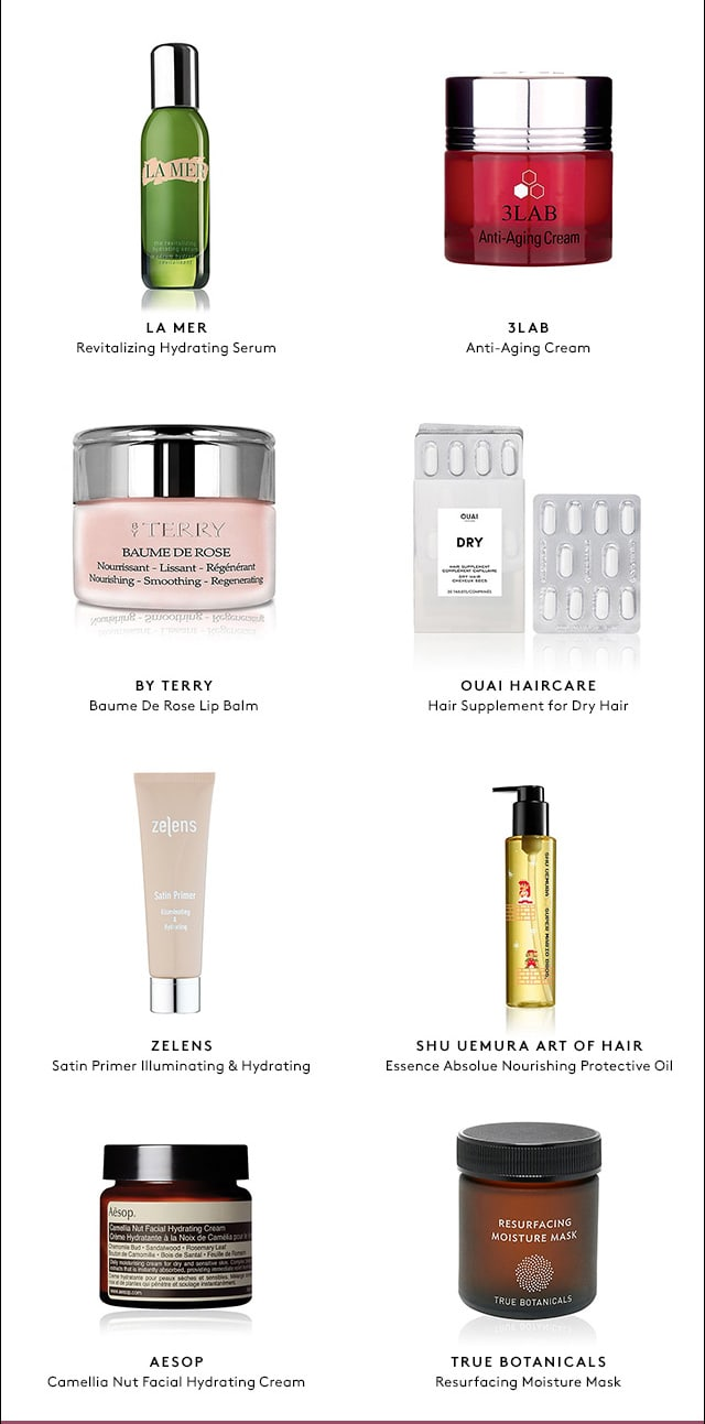 The secret to a year-round glow.