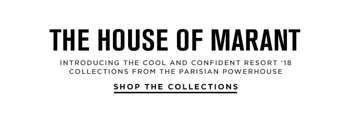 House of Marant - Shop The Collections