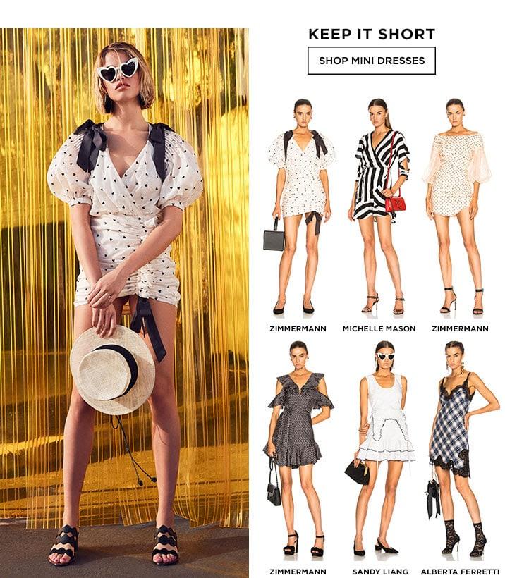 Keep It Short - Shop Mini Dresses