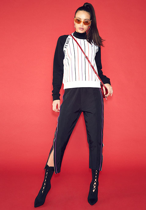 n:PHILANTHROPY Brooke Turtleneck Bodysuit