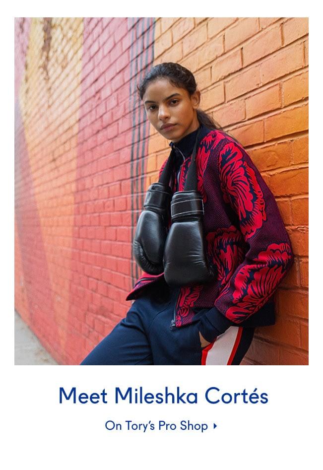 Meet Mileshka Cortes