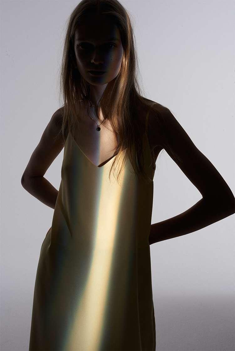 Club Monaco Sarana Slip Dress