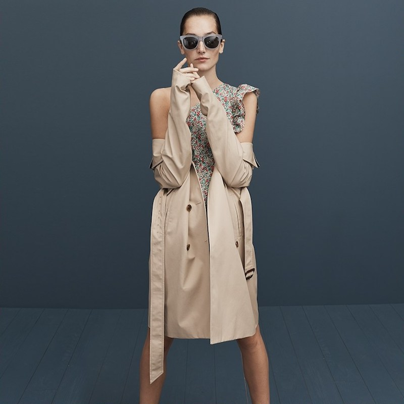 J.Crew The New Icon Trench Coat