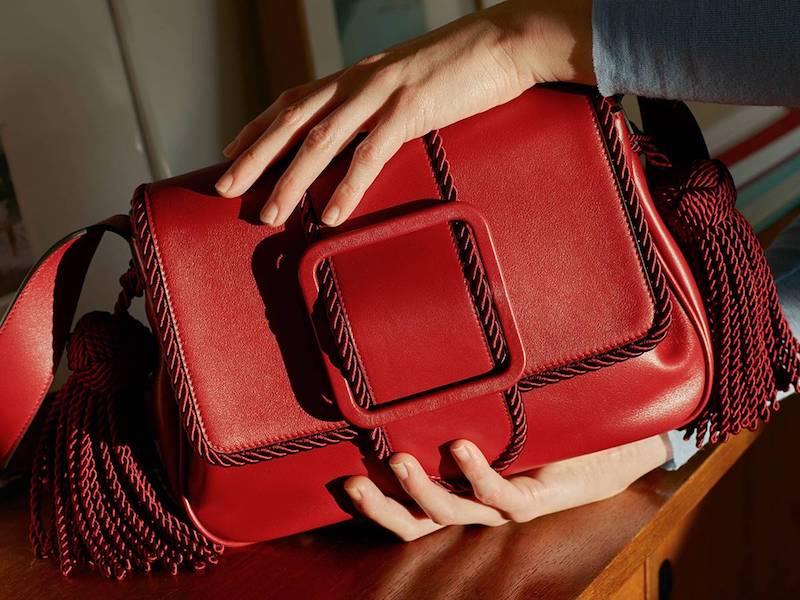LVR Editions x Marco de Vincenzo Giummi Leather Shoulder Bag