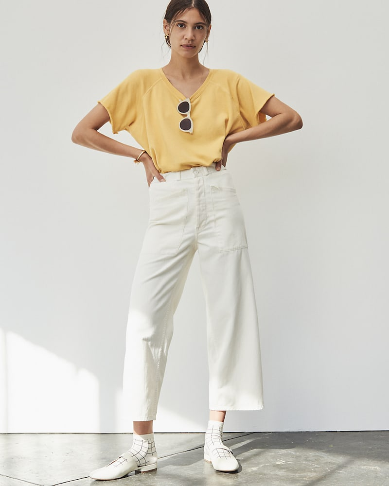 Madewell The Kinley Mary Jane Mule