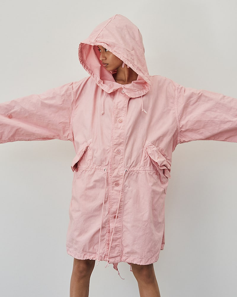 Madewell x As Ever Vintage Fishtail Parka