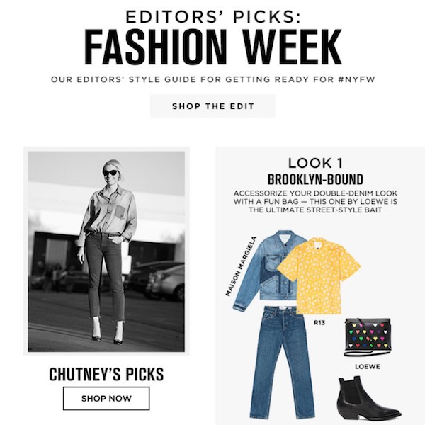 NYFW Countdown: What to Wear for Fashion Week 2018