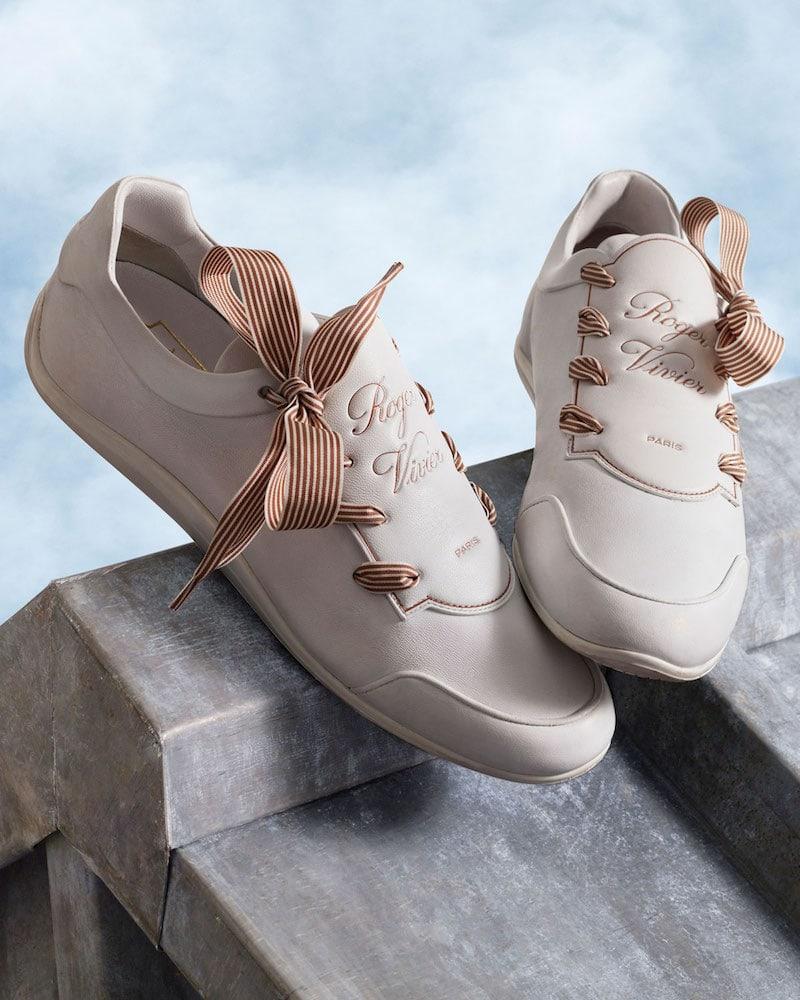 Roger Vivier Sporty Viv Etiquette Sneaker