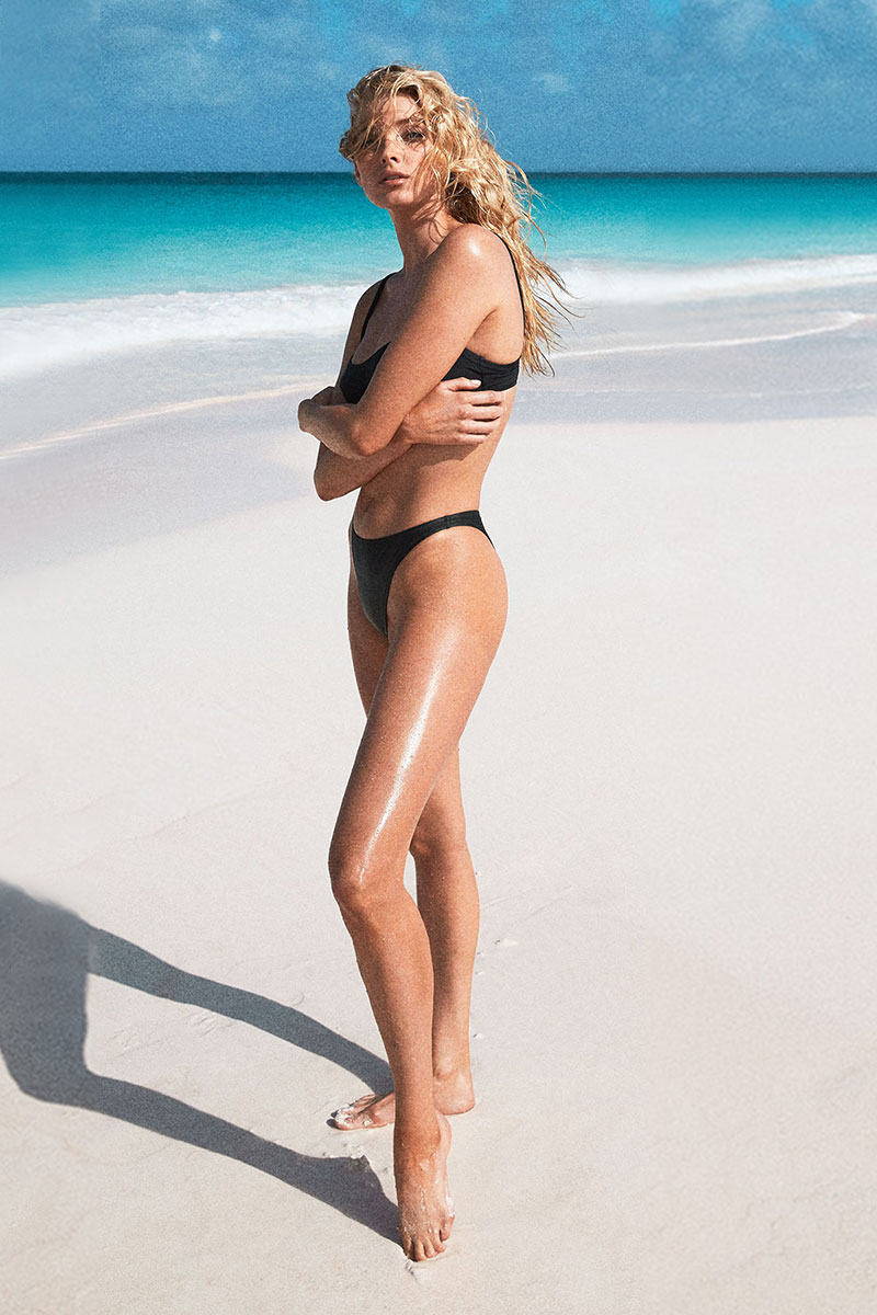 Solid & Striped Swim Team Elsa Bikini Bottoms