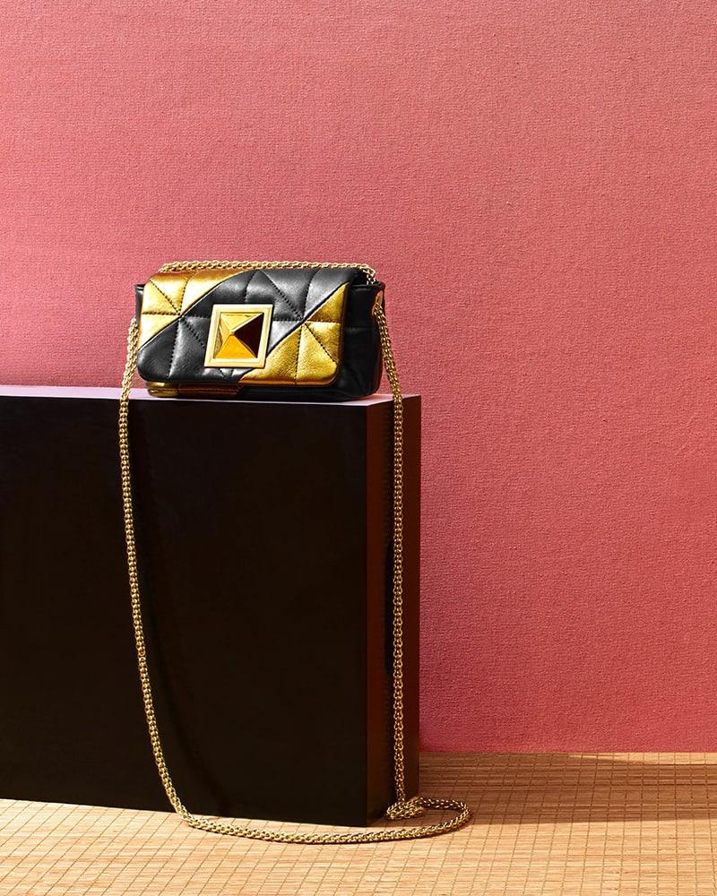 Sonia Rykiel Le Copain Chain Shoulder Bag
