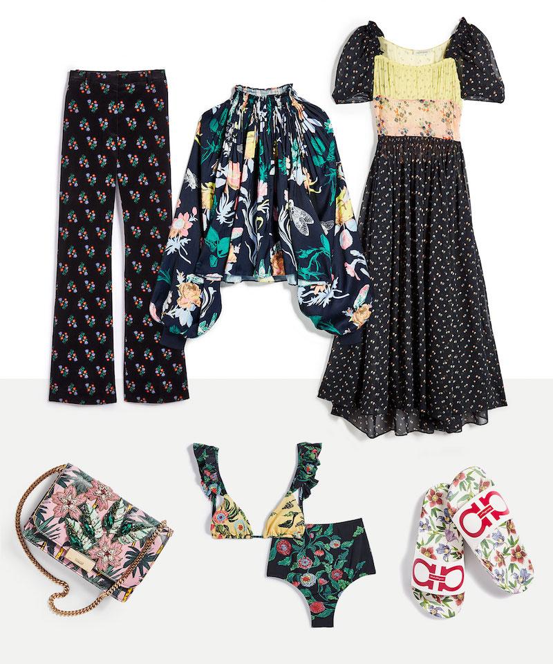 Vintage-Y Florals