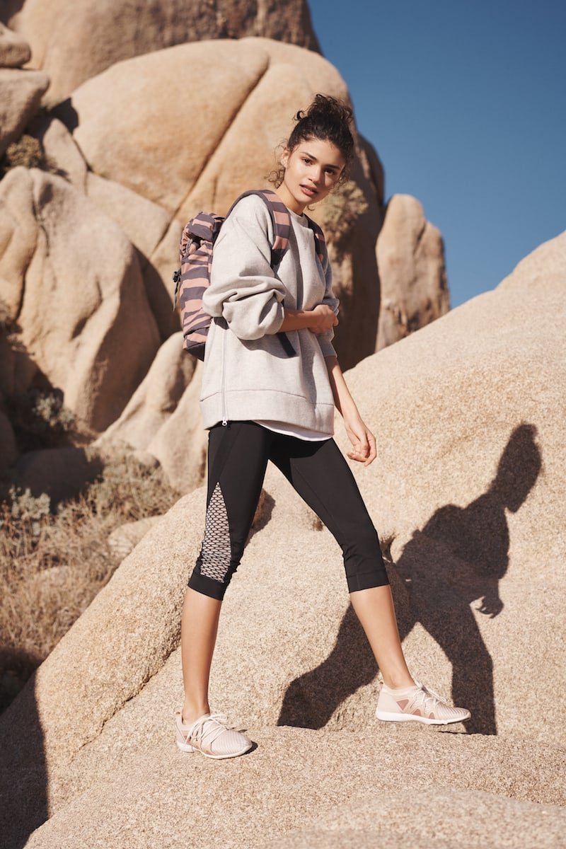 adidas by Stella McCartney Train Ultra 3/4 Leggings