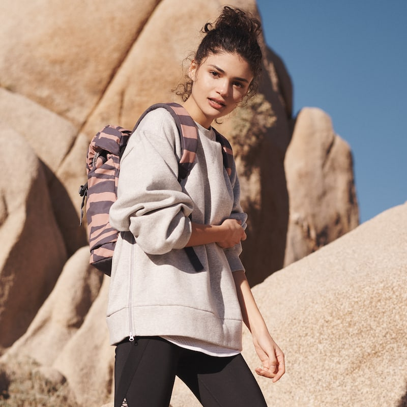 dae3d0f9a45f4 Fitness Goals  adidas by Stella McCartney Spring 2018 Lookbook at ...