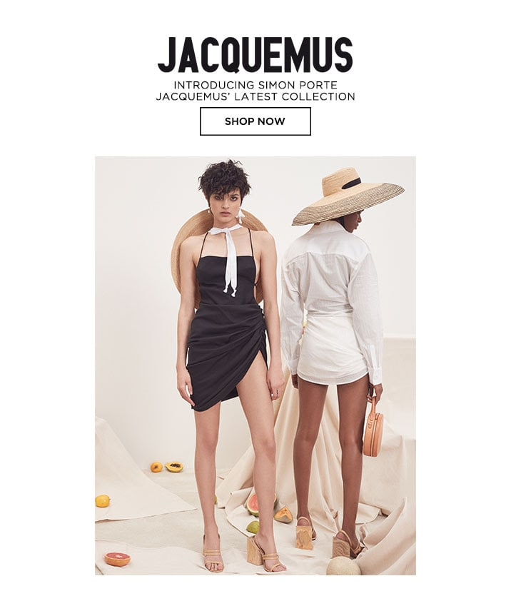 Jacquemus - Shop Now