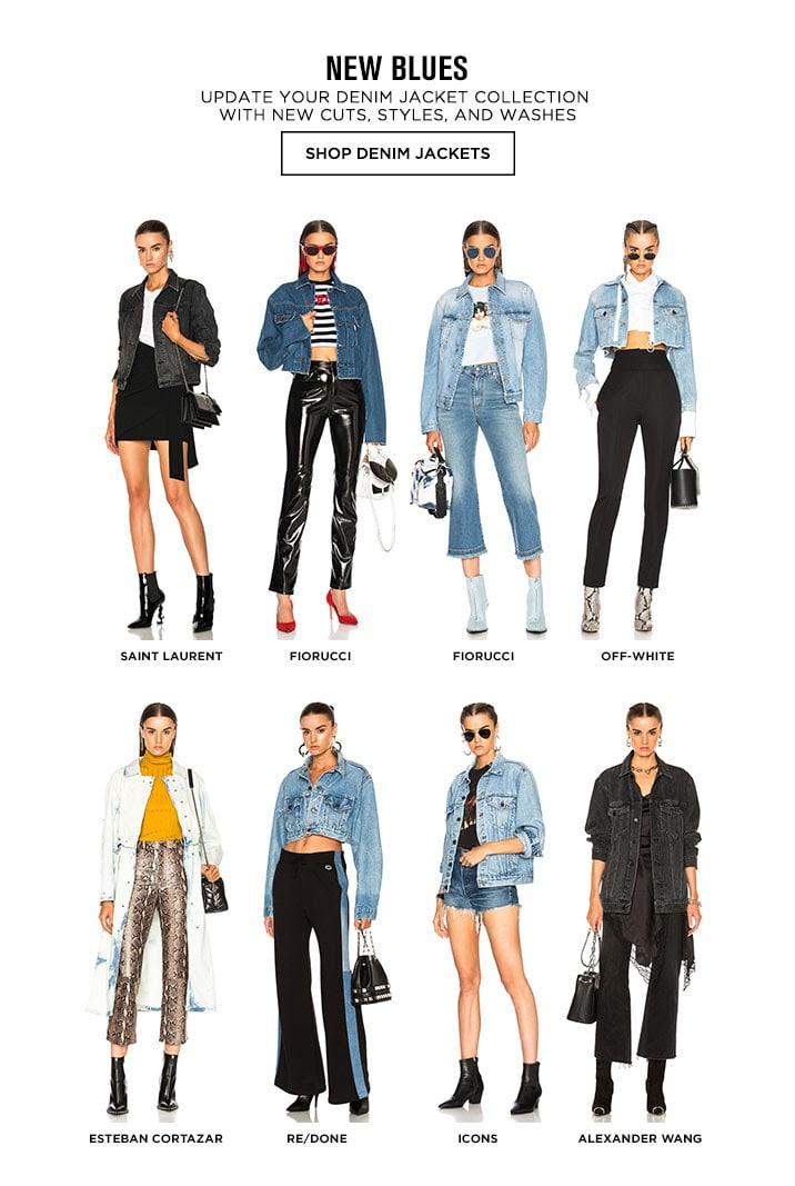 New Blues - Shop Denim Jackets