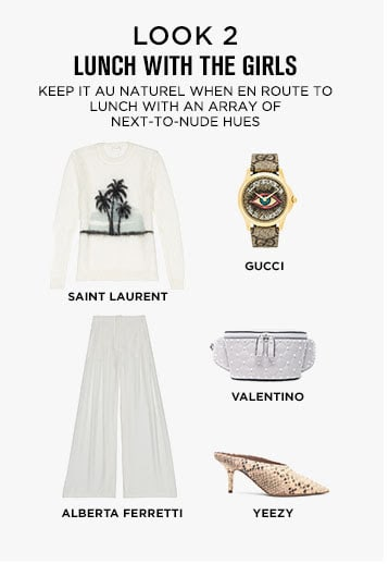 Look 2 - Lunch With The Girls