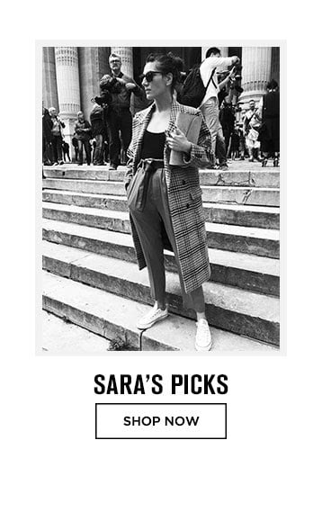 Saras Picks - Shop Now