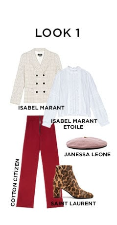 The French Way - Get the Look