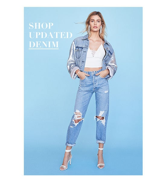 Shop Updated Denim